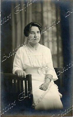 OWELLS Alice Malinda b 1887 photo Iowa IA SD Clarence VAN HORN RAYBOLD PERSONS
