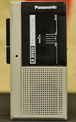 Panasonic RN-108 Voice Micro Cassette Recorder Player Parts