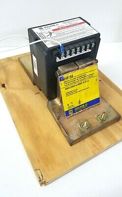 Square D Masterpactpowerpact Neutral Current Transformer S48182 New
