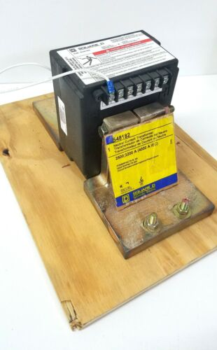 SQUARE D MASTERPACT/POWERPACT NEUTRAL CURRENT TRANSFORMER S48182 ~ NEW