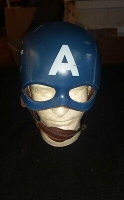 Captain America die Erste Rächer Helm Maske Wasserfall Homemade Replik - Erste Rächer Kostüm