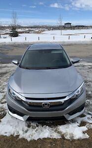 2018 Honda Civic LX Heated Seats, Backup cam, Honda Sensing tech