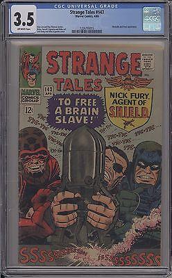STRANGE TALES #143 - CGC 3.5 - 1226193015