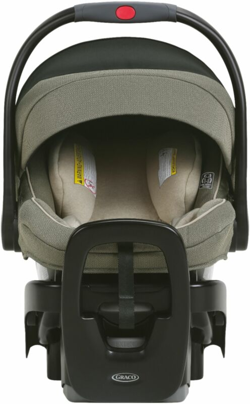 Graco - SnugRide SnugLock Extend2Fit 35 Infant Car Seat - Haven