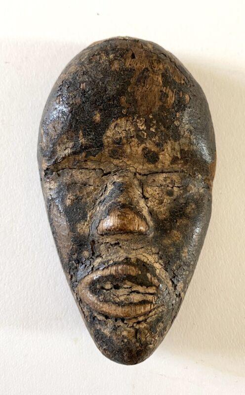 Dan Passport Mask African Tribal Art