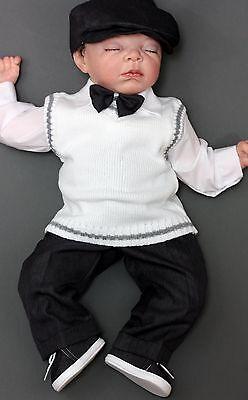 Taufanzug , Taufanzug Junge, Baby Anzug, Anzug , Taufe, Festanzug