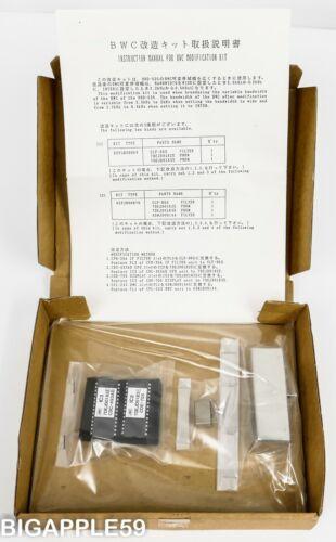 *RARE* BWC Upgrade Kit For Serial Below BR56005 JRC NRD-535D Shortwave Receiver