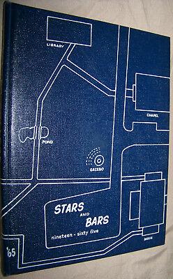 Yearbook Annual - Stars And Bars - 1965 Walker College - Jasper, Alabama