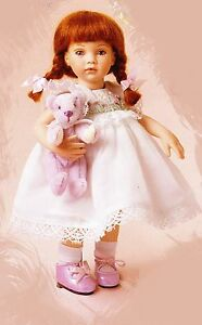 Pauline Jacobsen - PIPPA - Limited Edition Porcelain Doll