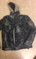 Men's light jacket size M