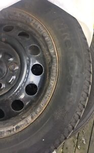185/65/R14 Hankook winter tires
