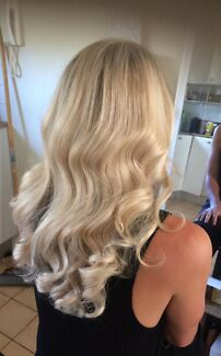 Mobile hairdresser -London trained