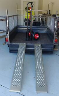 7 x 5 TRAILER FOR HIRE