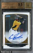 Gregory Polanco Chrome Auto