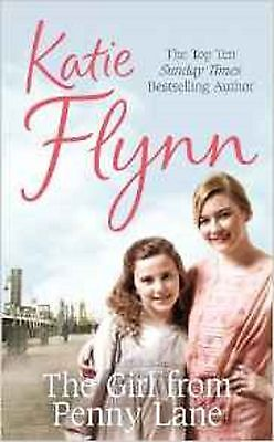The Girl from Penny Lane by Katie Flynn New Paperback Book