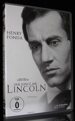 DVD DER JUNGE MR. LINCOLN - HENRY FONDA - Regie: JOHN FORD...