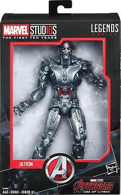 Marvel Legends Cinematic Universe Ultron Anniversary Exclusive 6-Inch Figure