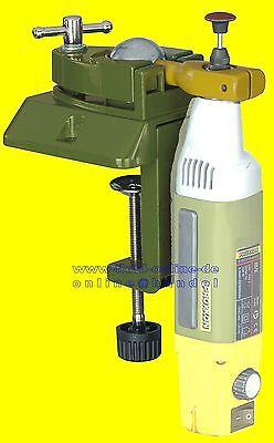 PROXXON 28610 Universalhalter UHZ mit 20mm Aufnahme und Zwinge 60mm - NEU