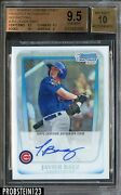 2011 Bowman Chrome Javier Baez