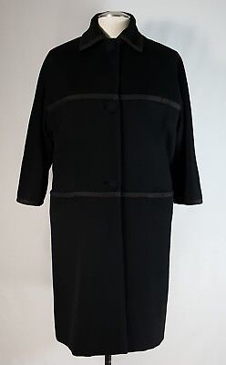 Women's Vintage 1950's Hi Fashion Coat Don Loper Beverly Hills Luxury