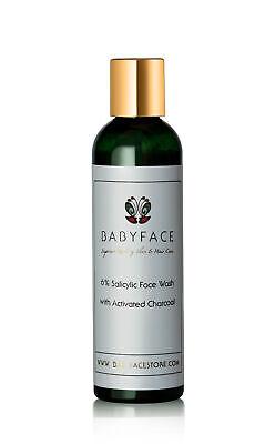Babyface SUPER-C FACIAL CLEANSER 15% Vitamin C Face Wash Org