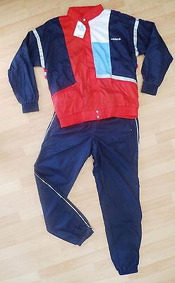 Adidas Trainingsanzug / Track Suit Gr. D8 vintage 80`s NEU