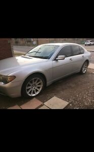 2002 BMW 745i For Trades