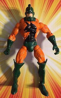 Marvel Legends CUSTOM UNICORN - Black Captain Hulk Iron spider man Laser Rescue
