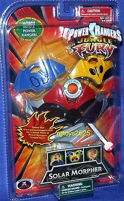 Power rangers jungle fury morpherebay power rangers jungle fury solar morpher new factory sealed 2007 voltagebd Choice Image