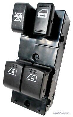 Nissan Altima Window Switch - Master Power Window Switch for 2008-2013 Nissan Altima Coupe (2 Window) NEW