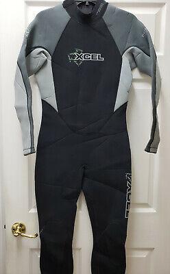 Xcel Comp X Neostretch 1.0//1.5mm L//S Wetsuit Jacket Black XXL