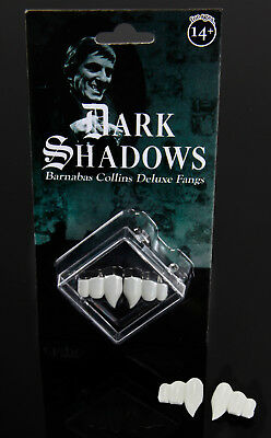 Vampire Fangs Dark Shadows Barnabas Dracula - Twilight Fangs