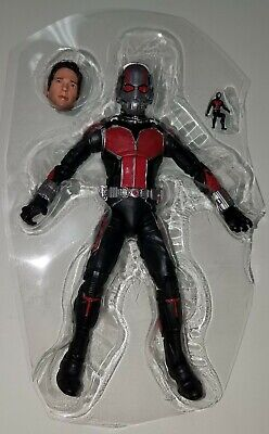 "Marvel Legends Studio Series 1st 10 Years ANT-MAN Loose 6"" Action Figure Hasbro"