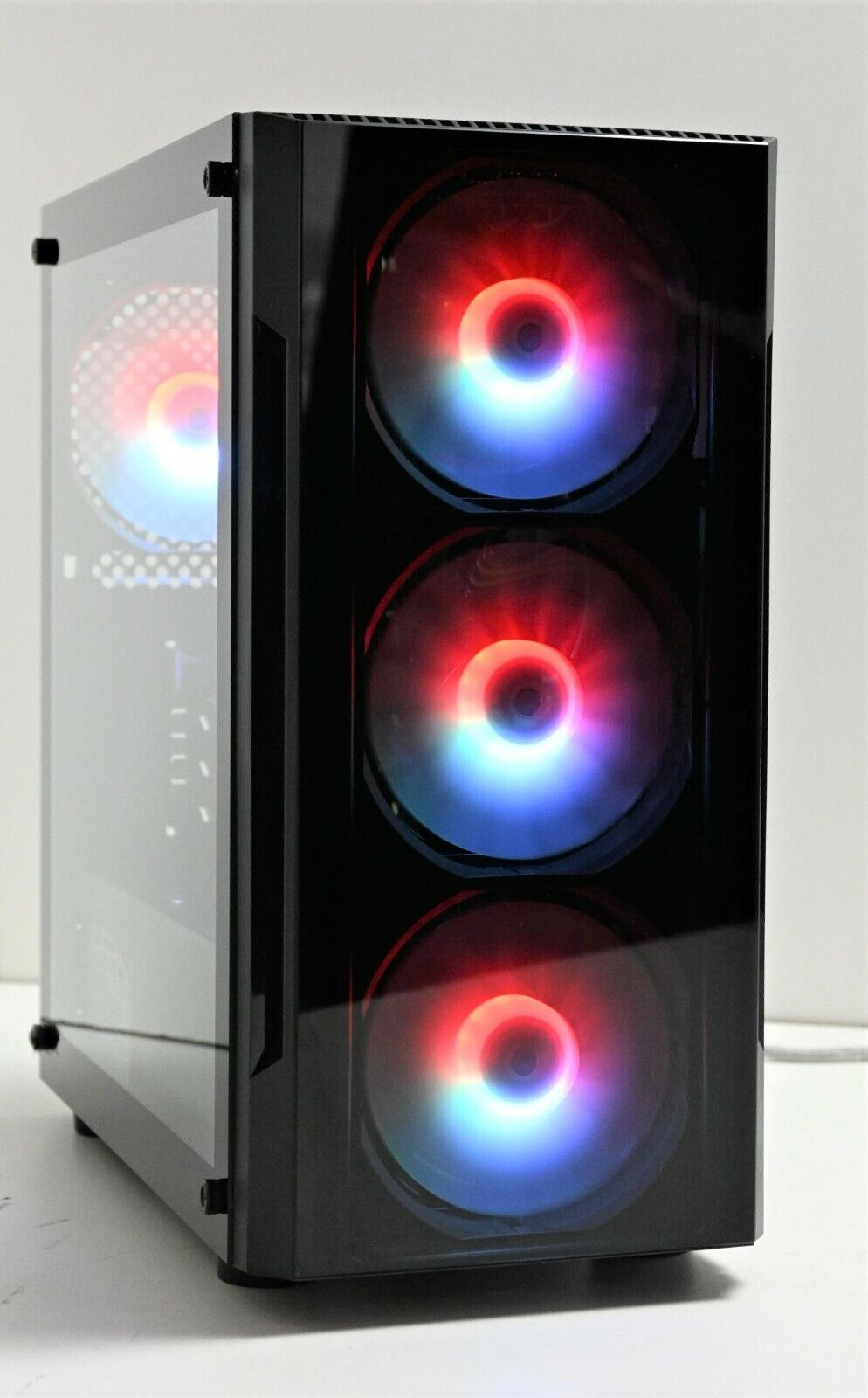 Computer Games - GAMING PC Computer Intel i5 480GB SSD 8GB RAM 4GB GDDR6 GTX 1650 WINDOWS 10 WIFI