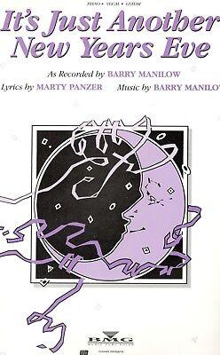 1970s Barry Manilow Sheet Music