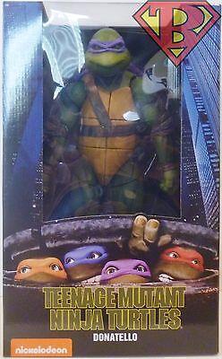 "DONATELLO Teenage Mutant Ninja Turtles 18"" inch 1/4 Scale Figure Neca 2017"