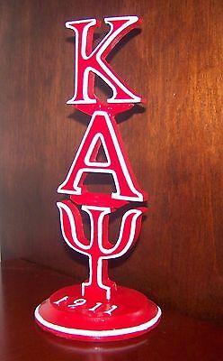 Kappa Alpha Psi desk stand