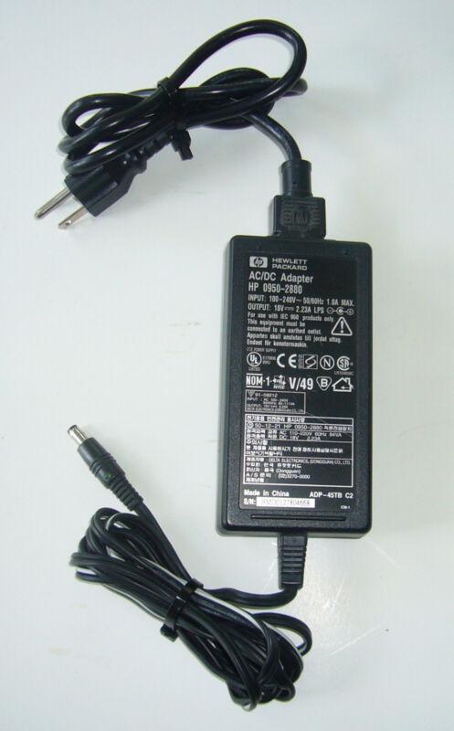 HP 0950-2880 OEM POWER ADAPTER SUPPLY DESKJET OFFICEJET PRINTERS