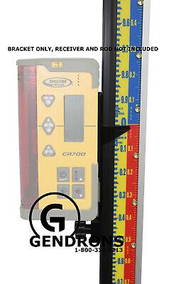 Spectra Precision Cr700 Laserlinelenker Rod Bracketlaser Receivertrimble