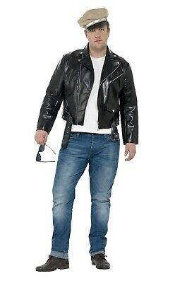 Curves 50's Rebel Adult Costume - James Dean - Rebel Without a Cause