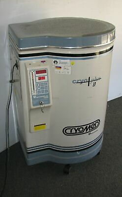 Forma Scientific Model 8175 Cryomed Cryo Plus Ii Liquid Nitrogen Storage Dewar