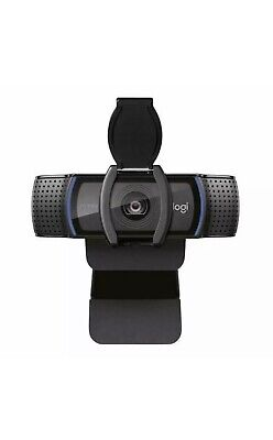 Logitech C920s Pro HD 1080p Webcam with Privacy Shutter/ IN HAND/