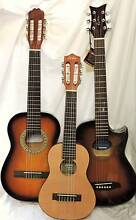 GUITARS *Beginners *Small body *Travellers from $49 Burwood Whitehorse Area Preview