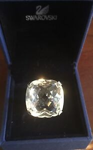 Swarovski Merlin Ring size 52 Butler Wanneroo Area Preview