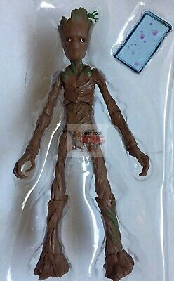 "TEEN GROOT Marvel Legends 2018 AVENGERS INFINITY WAR Out Of Box 4"" Inch FIGURE"