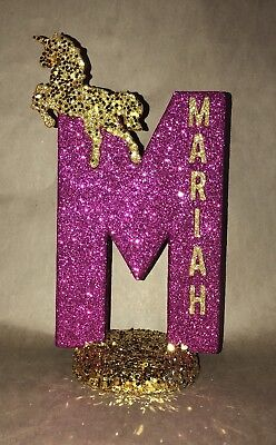 Sparkly Crown Royal Decoration Any Letter For Royal Theme crown Princess Prince](Prince Theme Decorations)