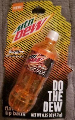 Mountain Balm (Mountain Dew Live Wire cute bottle shaped lip balm)