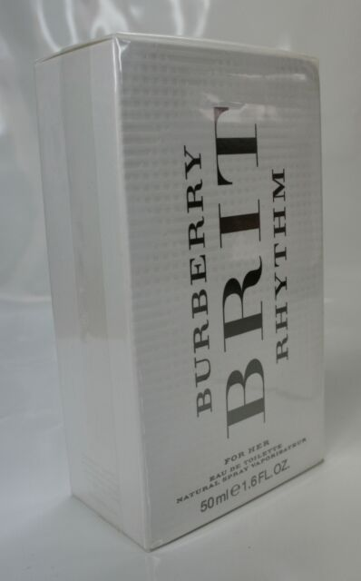 Burberry Brit Rhythm For Her 50ml EDT Eau de Toilette