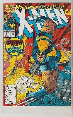 *** MARVEL COMICS X-MEN #9  VF ***