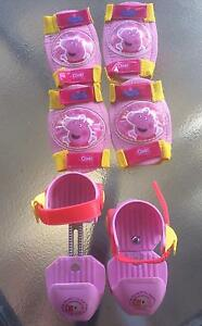 Peppa Pig Roller Skates & Pads Duncraig Joondalup Area Preview